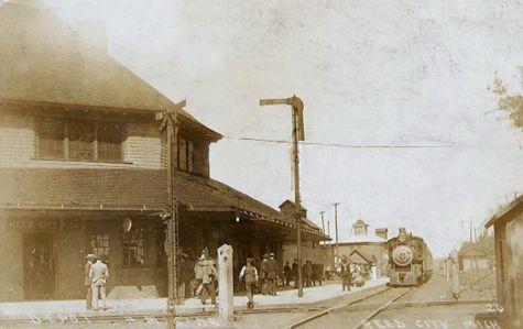 GRI Reed City Depot